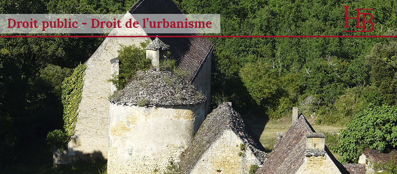 Construction en zone non urbanisée - Droit public - Droit urbanisme