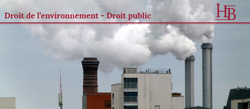 pollution de l'air, droit de l'environnement, bras avocats, montpellier